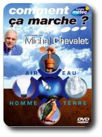 Michel Chevalet, journaliste scientifique et auteur