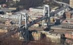 Le nouveau pont de Gênes